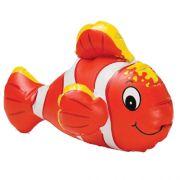 Brinquedo Infl�vel Aqu�tico Intex Peixe Palha�o 58590 PUFFN PLAY