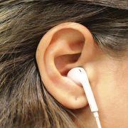 Fone de Ouvido Intra-Auricular para iPod e iPhone Branco FO-5GS