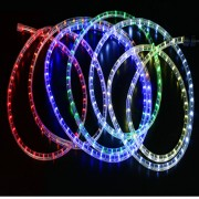 Mangueira Luminosa de Natal de LED Rolo 10mt Corda Luminosa LED
