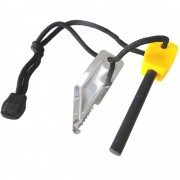 Pederneira Magn�sio Fire Starter Para Sobreviv�ncia CBR-1034