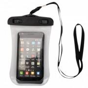 Capa Bolsa Impermeavel com 2 Travas - iPhone Celular iPod Camera Fotografica - Frete Gr�tis