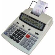 Calculadora Copiatic CIC 201 TS Visor e Impressora bicolor de 12 d�gitos, Imprime 2,7 lps, bivolt