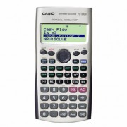 Calculadora Financeira Casio FC-100V-W-DH juros, bonus, investimentos