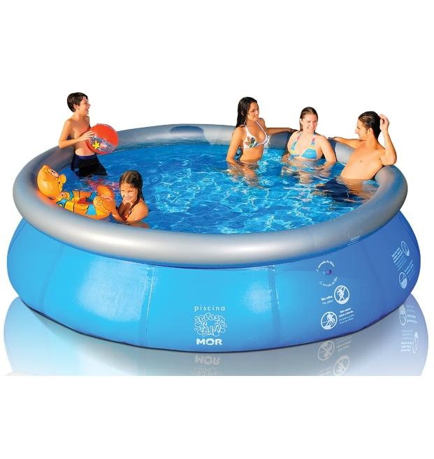 Piscina Infl�vel Splash Fun 12000 Litros - MOR