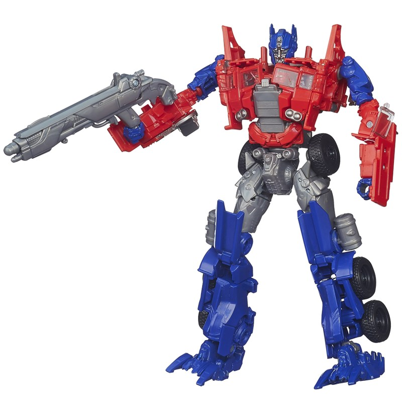 Boneco Transformers Voyager Generation Optimus Prime - Hasbro