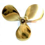 H�lice em Bronze Maci�o