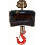 BALAN�A DIGITAL DE GANCHO 1.000 KG