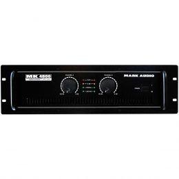 MK4800 - Amplificador Est�reo 2 Canais 800W MK 4800 - Mark Audio