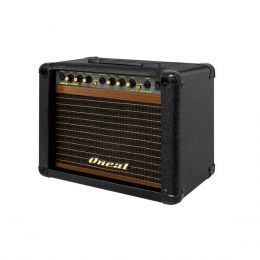 OCG100F - Cubo Amplificador p/ Guitarra 30W OCG 100 F - Oneal