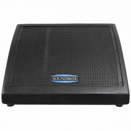 MS12 - Monitor Ativo 500W MS 12 Preto - SoundBox