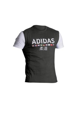 Camiseta Judo All Nations adidas