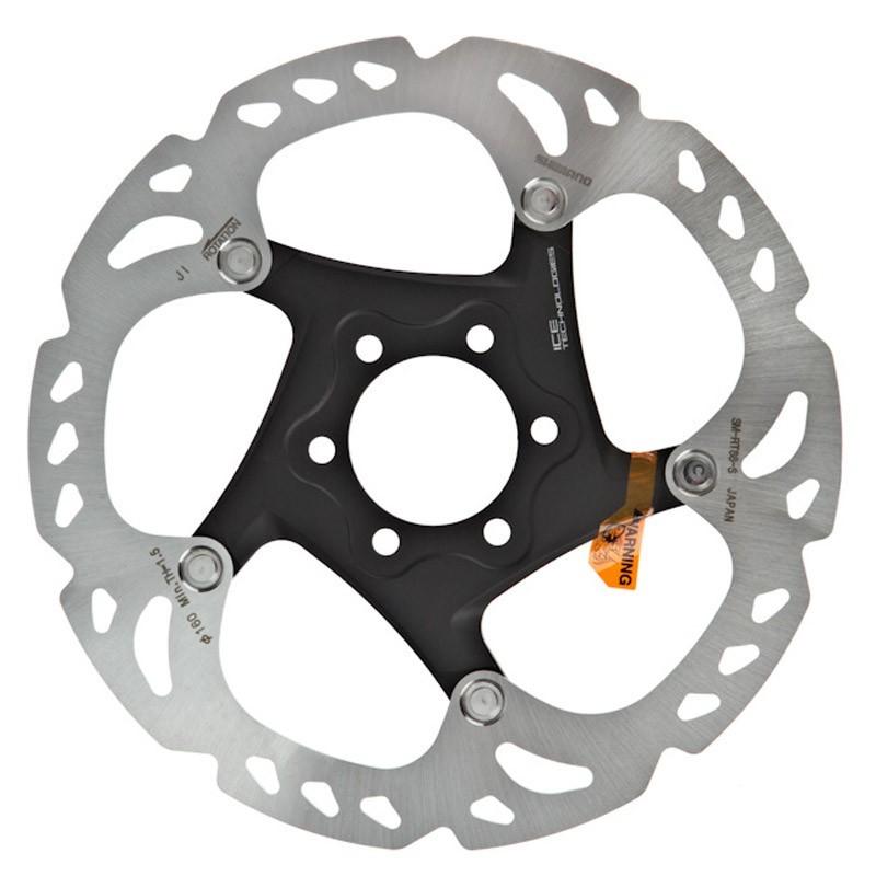 Rotor para Freio a Disco Shimano Deore XT SM-RT86  6 Parafusos (unidade)