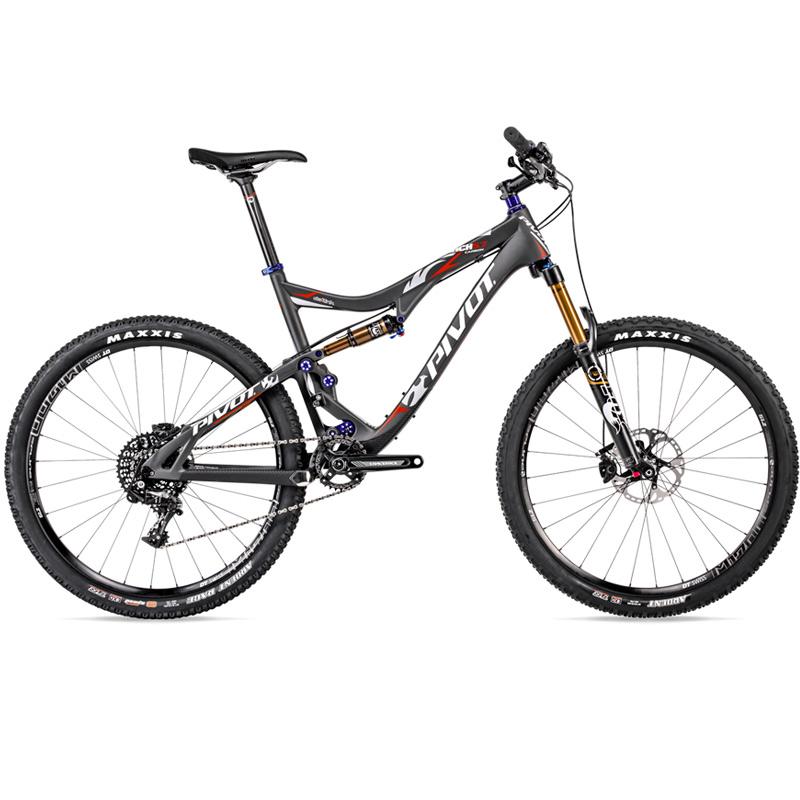 Bicicleta Pivot Mach 5.7 Carbon Aro 27.5