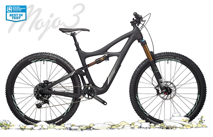 Bicicleta Ibis Mojo 3 27.5