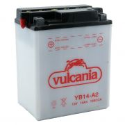 Bateria Vulcania YB14-A2 CBX 750 / CBF 1000 Importada