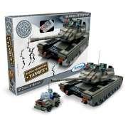 Bloco de Encaixe Tanque Defensiva Terrestre 577 pe�as - Xalingo