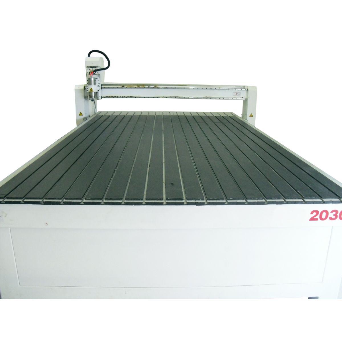 Router Cnc 2030 2000 X 3000 - DSP