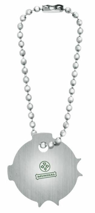 Tesoura para Cabelo Profissional Fio Navalha 5,5 - Linha Diamond Mundial - Ref  TE-5001D