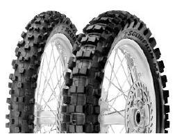 PNEU PIRELLI TRASEIRO 120/100X18 EXTRA - MOTOCROSS / ENDURO / TRILHA / OFF ROAD