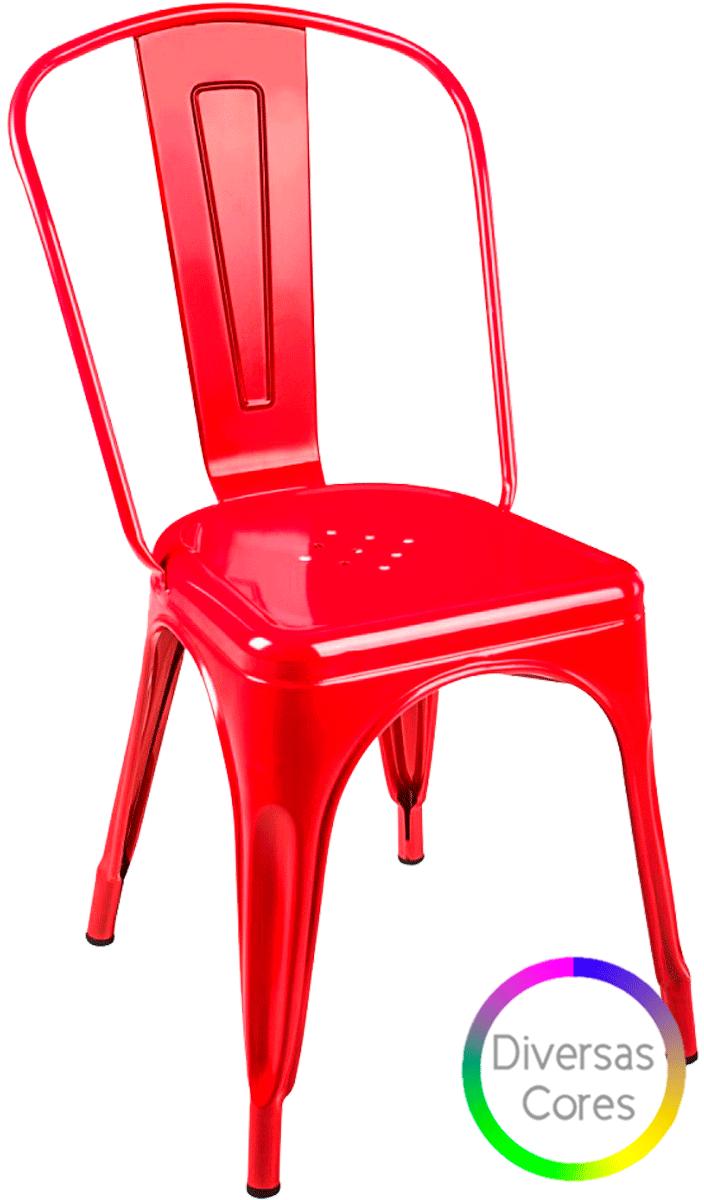 Cadeira Tolix Iron