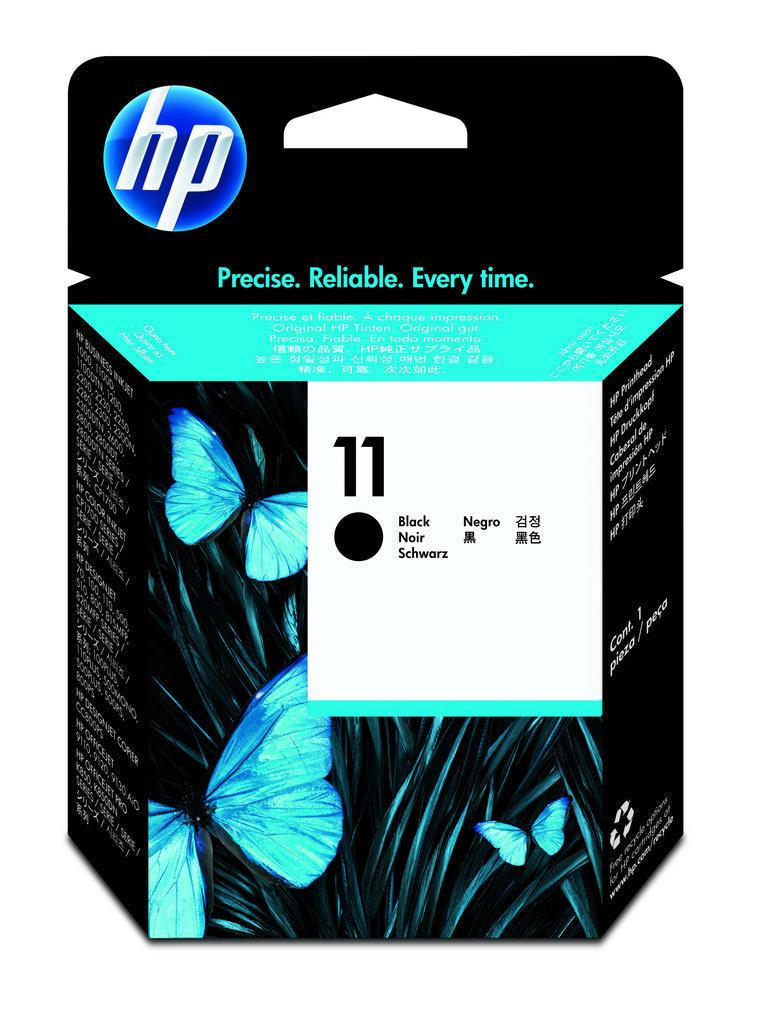 Cabe�a de Impress�o HP 11 C4810A Black