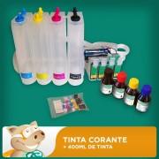 Bulk Ink Epson C63-C65-C83-C85-CX3500-CX4500 Tinta Corante