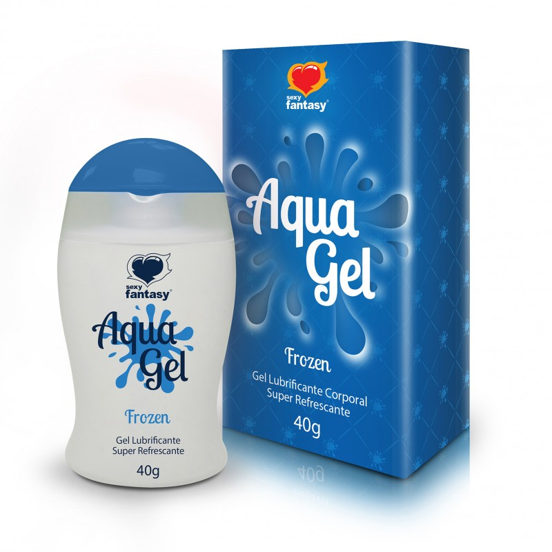 AquaGel Frozen 40G
