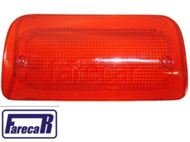 Lente Original GM ARTEB Da Lanterna Luz Freio Teto Brake Light S10 Break Gm  - Farecar Comercio