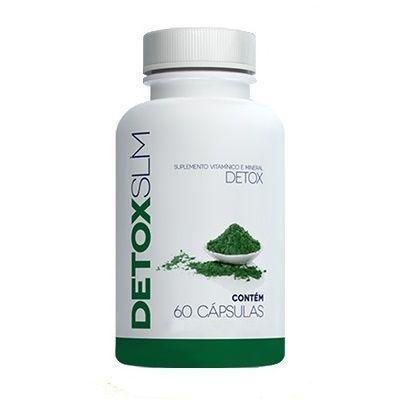 Detox Slim - 60 C�psulas