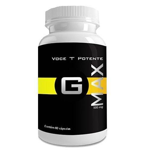 Gmax - 60 C�psulas