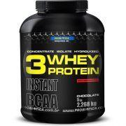 3W Whey Protein - 2,26Kg - Probi�tica