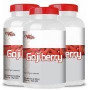 Goji Berry - Promo��o 3 Unidades - Ch� Mais