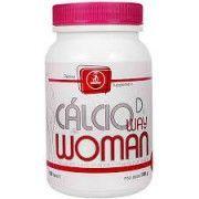 C�lcio Woman D3 - 100 Tabletes - MidWay