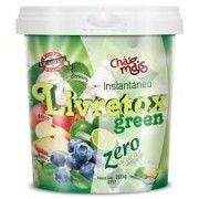 Livretox Green Instant�neo Zero A��car -  200g - Ch� Mais