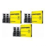 Somatodrol - Promo��o 3 Unidades