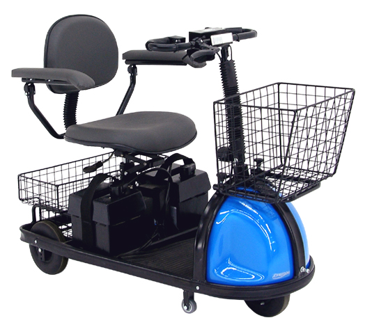 Scooter El�trico 2001 Shopping - FREEDOM