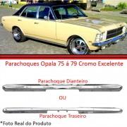 Parachoque Dianteiro ou Traseiro Opala Caravan Cromado 75 a 79