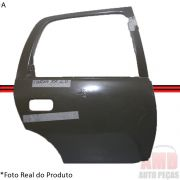Folha Porta Corsa 95 � 11 Sedan Hatch Traseira