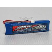 Life Bateria 2500mah 6.6v 5c Lifepo4 Zippy Flightmax