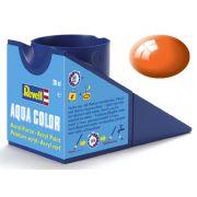 Tinta Acr�lica Revell Aqua Color Laranja Brilhante - Revell 36130