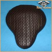 Banco Solo Mola Harley Davidson Sportster 883 - Marrom Losangos