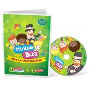 DVD BITA E AS BRINCADEIRAS
