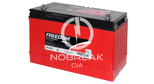 Bateria Estacion�ria 105 Ah Freedom DF 2000