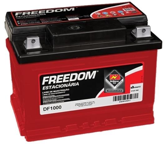 Bateria Estacion�ria 60 Ah Freedom DF 1000