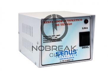 Regulador Autom�tico de Tens�o E-Plus 1,0 kVA - Senus