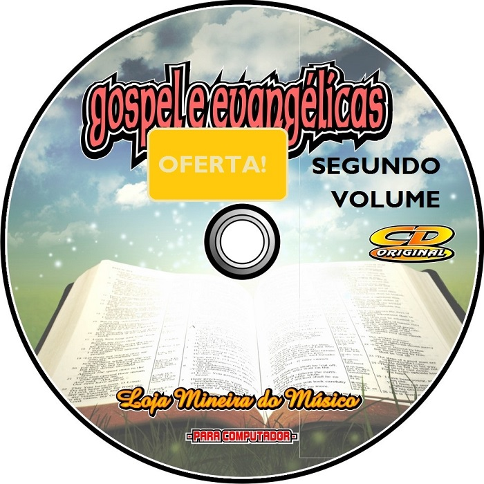 TECLADO Partituras Evang�licas com Playbacks Gospel (Volume 2)