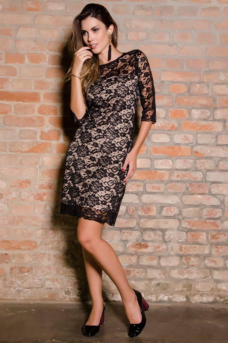 Vestido C�ssia Segeti Laurene Jobs 972