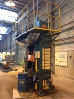 Prensa Hidr�ulica Luxor 100 ton