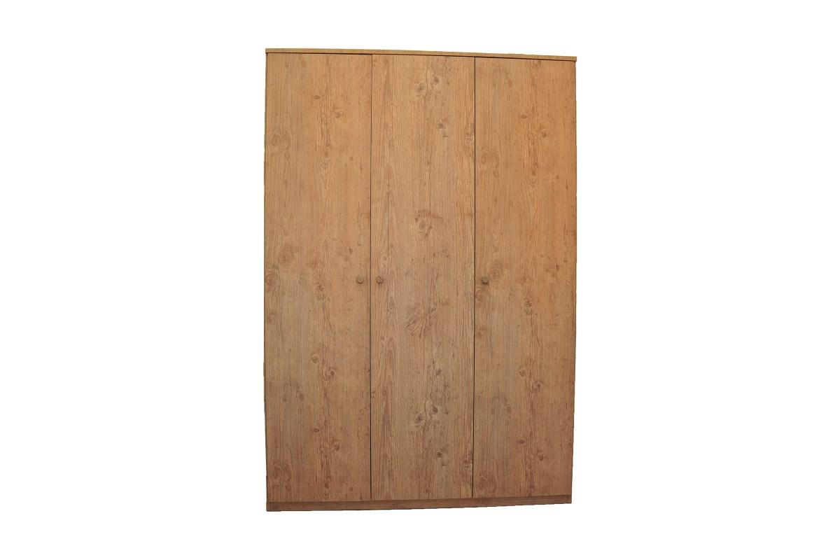 Arm�rio Rustic 1,35 (3 portas)