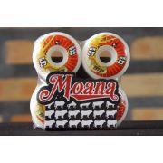 Roda Moana - Pizza 52mm